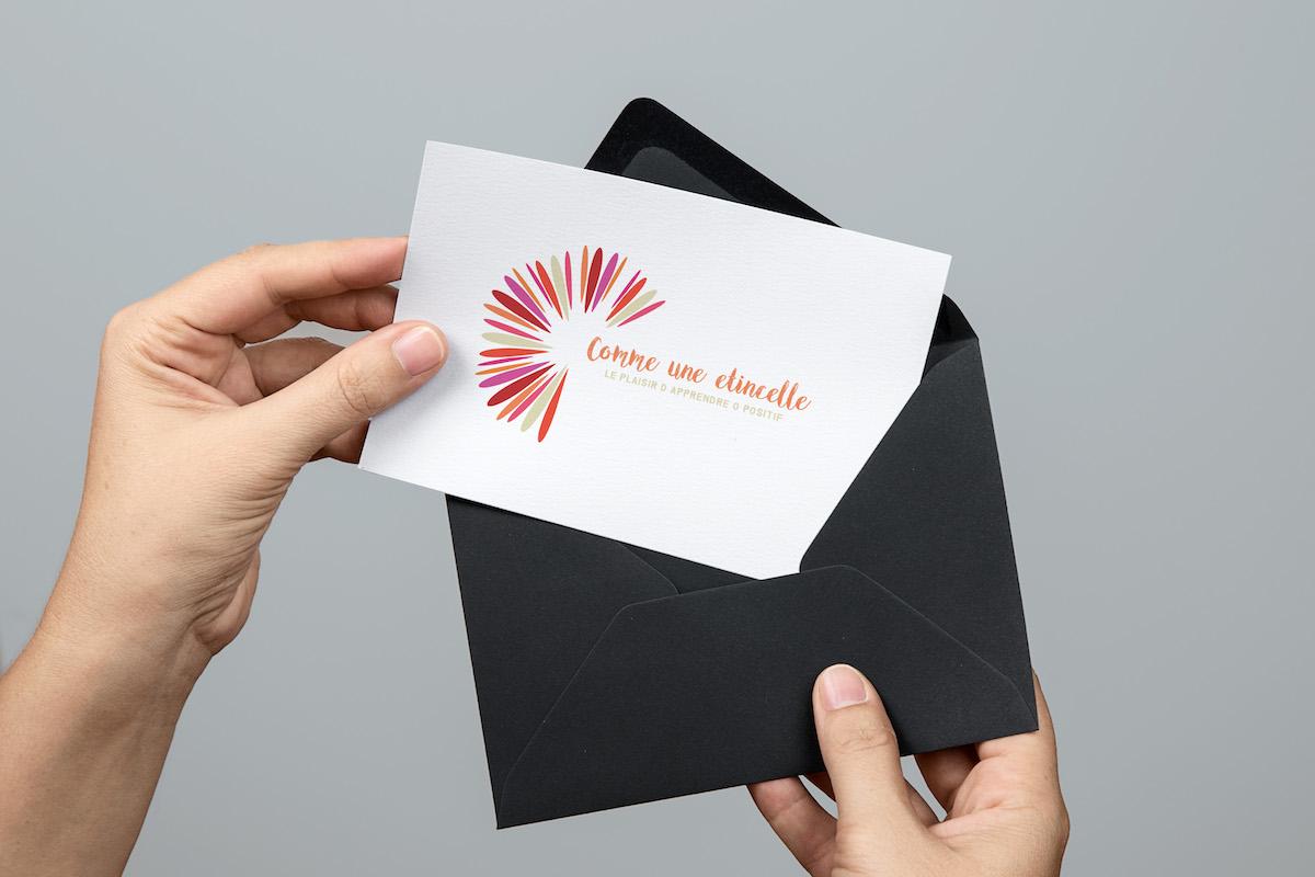 Greeting Card PSD MockUp 2